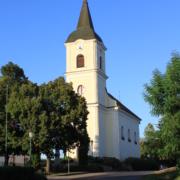 Zamárdi katolikus templom