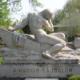 A magyar fájdalom szobor, Zamárdi
